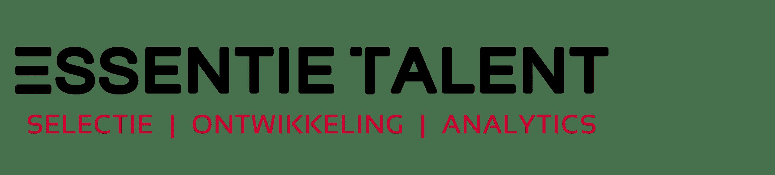 Essentie Talent Logo